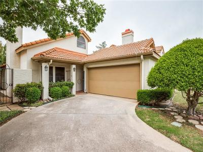 Irving Single Family Home For Sale: 617 Mission Circle