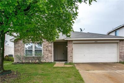 McKinney Single Family Home For Sale: 2912 Bluffs Court