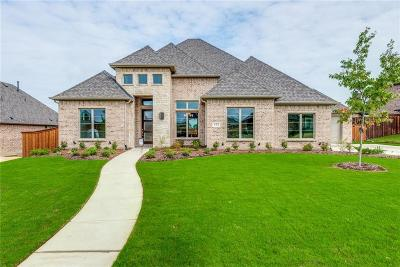 Prosper Single Family Home For Sale: 621 Sunbury Lane