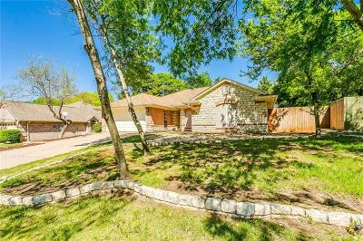 Weatherford Single Family Home For Sale: 1309 Timber Creek Drive