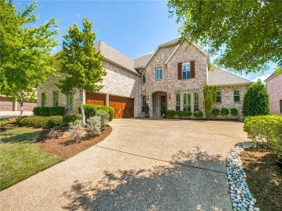 Frisco Single Family Home For Sale: 3371 Cumberland Lane