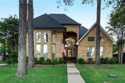 Trophy Club TX Single Family Home For Sale: $519,000