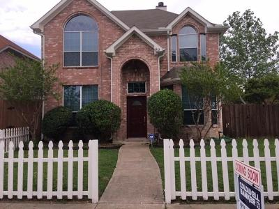 Rowlett Single Family Home For Sale: 6913 Conestoga Drive