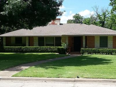 Dallas County Single Family Home For Sale: 6631 Tulip Lane