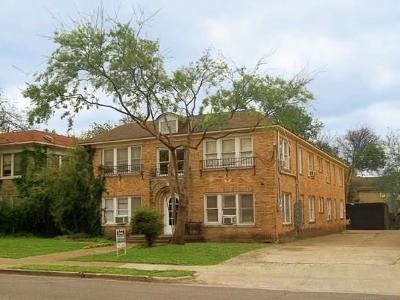 Dallas Residential Lease For Lease: 5906 Oram Street #1