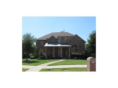 Frisco Residential Lease For Lease: 9865 Clancy Drive