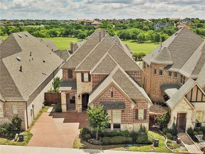 Lewisville Single Family Home For Sale: 931 The Lakes Boulevard