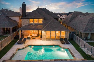 Little Elm Single Family Home Active Option Contract: 820 Sandbox Drive