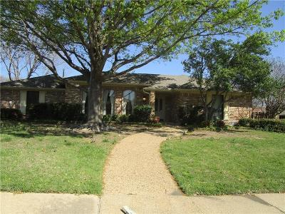 Plano Single Family Home For Sale: 3313 Cross Bend