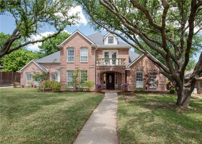 Flower Mound Single Family Home Active Option Contract: 2604 Gamma Road