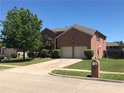 Forney Single Family Home For Sale: 535 Chestnut Trail