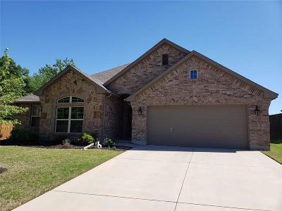 Azle Single Family Home For Sale: 116 Venado Court