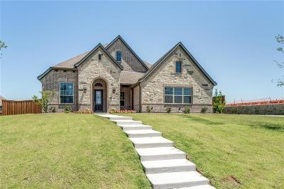 Prosper Single Family Home For Sale: 1821 Shavano Way