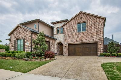 Frisco Single Family Home For Sale: 6078 Chatham Drive