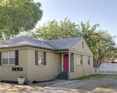 Grapevine Residential Lease For Lease: 422 E Worth Street