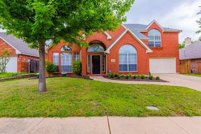 McKinney Single Family Home For Sale: 3010 Quail Hollow