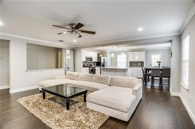 Little Elm Single Family Home For Sale: 1613 Crown Point Drive