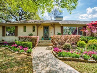 Dallas County Single Family Home For Sale: 6538 Northport Drive