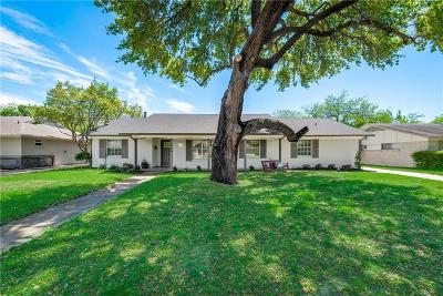 Dallas Single Family Home For Sale: 3224 Whitehall Drive