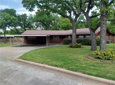 Palo Pinto County Single Family Home For Sale: 602 Austin Drive
