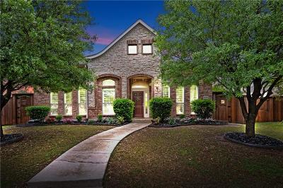 Bexar County, Collin County, Denton County, Kendall County Single Family Home For Sale: 8795 Dancliff Drive