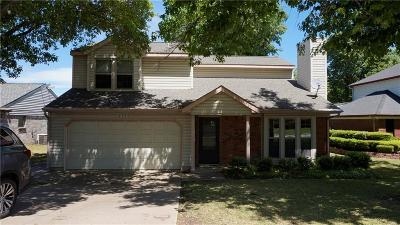 Grand Prairie Single Family Home For Sale: 2322 Kildeer Trail