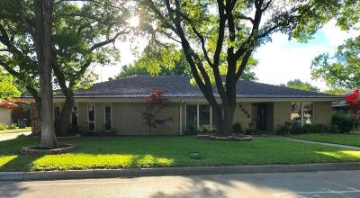 Fort Worth Single Family Home For Sale: 4408 Westlake Drive