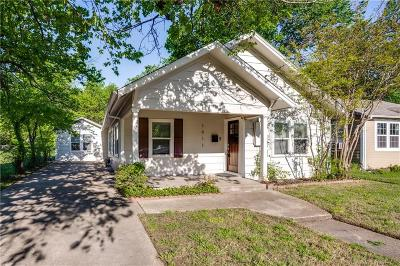 McKinney Single Family Home For Sale: 1611 N Waddill Street