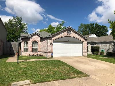 Garland Single Family Home Active Option Contract: 5111 Wyndham Court