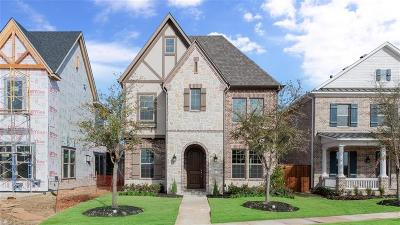 Denton County Single Family Home For Sale: 2845 Waverly