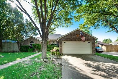 Mesquite Single Family Home For Sale: 1918 Cheshire Creek Place