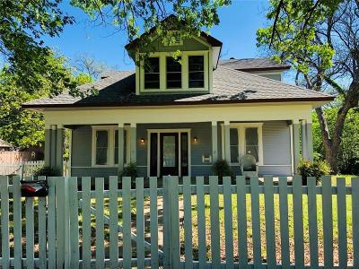 Terrell Single Family Home For Sale: 106 Lawrence Avenue