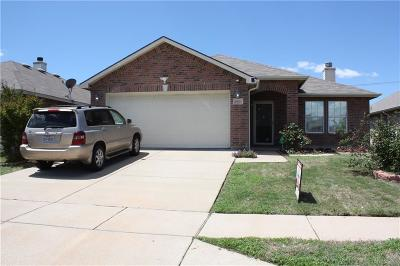 Fort Worth Single Family Home For Sale: 10624 Park City Trail
