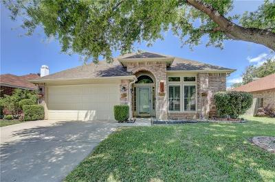 Fort Worth Single Family Home For Sale: 2552 Clovermeadow Drive