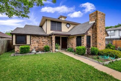 Rowlett Single Family Home For Sale: 4002 Bond Street