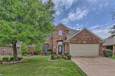 Mansfield Single Family Home For Sale: 3812 Calloway Drive