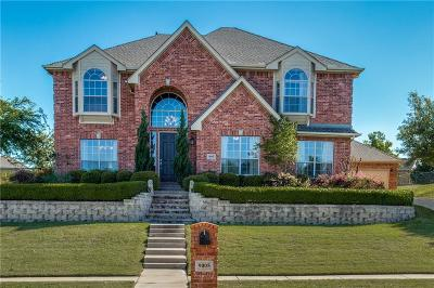 Benbrook Single Family Home Active Option Contract: 9005 Ranch Bluff Court