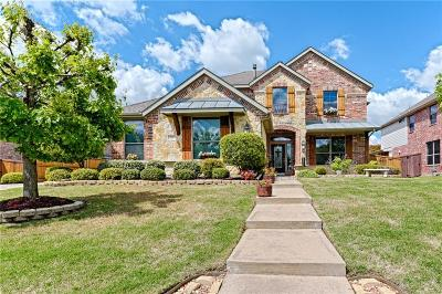 Plano Single Family Home For Sale: 3513 Enclave Trail