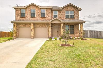 Fort Worth Single Family Home For Sale: 10501 Wild Meadow Way