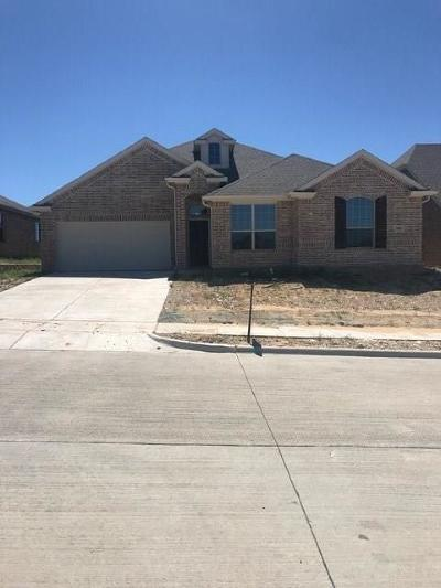 Cleburne Single Family Home For Sale: 708 Dripping Springs Lane