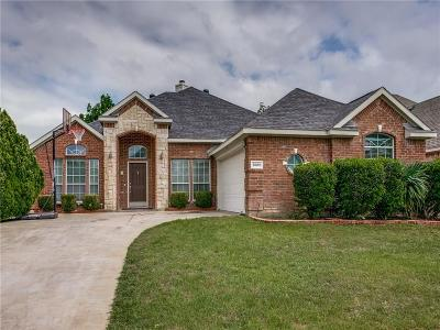 Fort Worth Single Family Home For Sale: 5509 Milford Drive