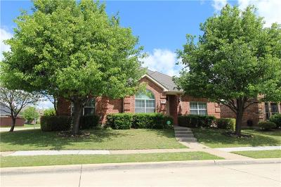 McKinney TX Single Family Home For Sale: $299,000