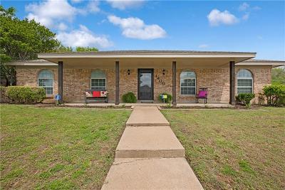 Fort Worth Single Family Home For Sale: 1400 Andante Drive