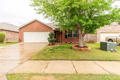 Fort Worth Single Family Home For Sale: 7452 Sienna Ridge Lane
