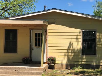 Wise County Single Family Home For Sale: 1313 Edison Avenue