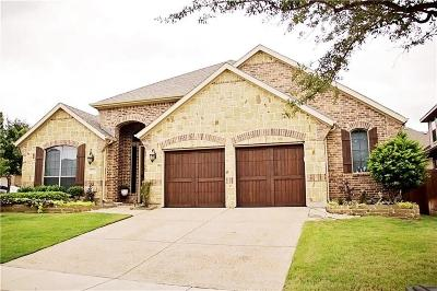 Fort Worth Single Family Home For Sale: 9736 Ben Hogan Lane