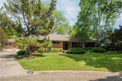 Dallas Single Family Home For Sale: 3809 Martha Lane