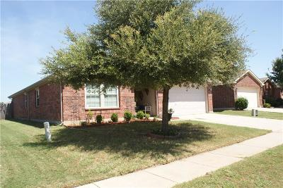 Denton County Single Family Home For Sale: 8817 King Ranch Drive