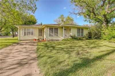 Weatherford Single Family Home For Sale: 816 Norton Street
