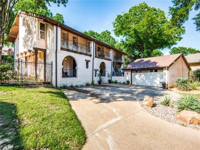 Irving Single Family Home Active Option Contract: 305 San Mateo Court
